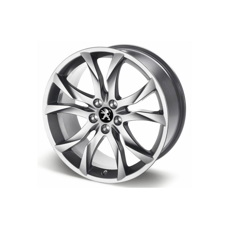"""Aluminum wheel SORTILEGE 19 """" - RCZ"""