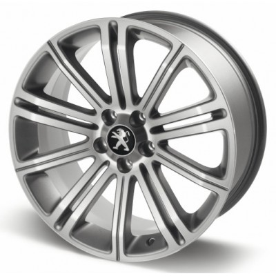 "Aluminum wheel ORIGINAL 18 "" Peugeot - RCZ"
