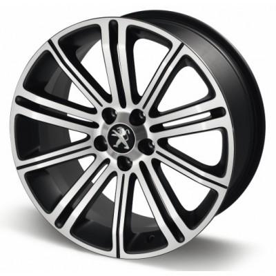 "Aluminum wheel ORIGINAL 18 ""gray Pyrite - RCZ"