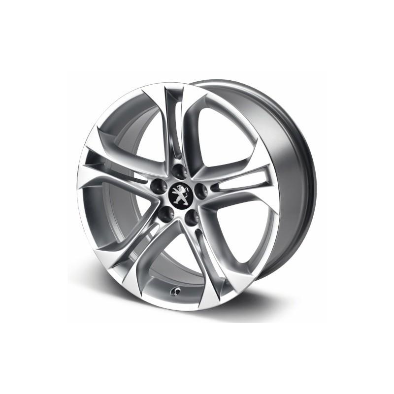 """Cerchio in lega TERRIFIC 18"""" Peugeot - RCZ"""