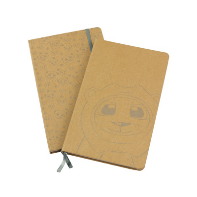 Set of 2 notebooks LEO