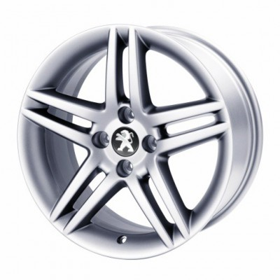 "Alloy wheel Peugeot STROMBOLI 17"" - 308"