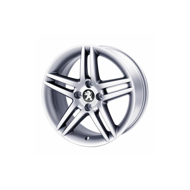 "Alloy wheel Peugeot STROMBOLI 17"" - 308"