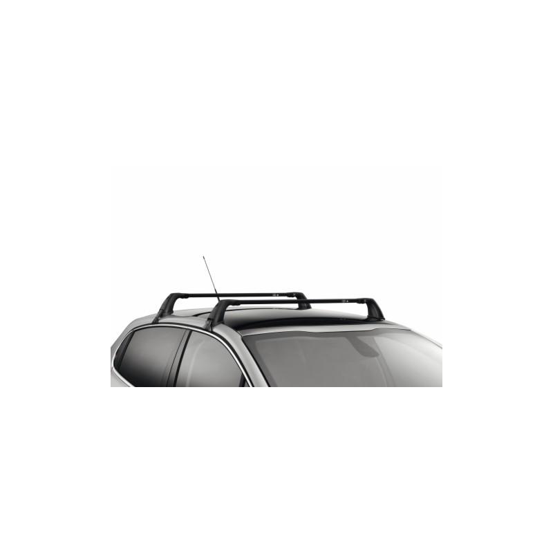 Set of 2 transverse roof bars Peugeot 208 3 Door