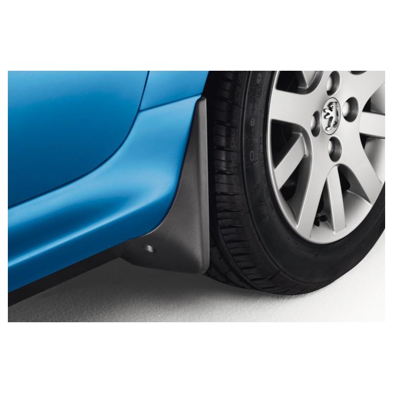 Set of front mudflaps Peugeot 206+