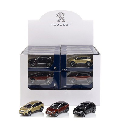 Peugeot New 3008 (P84) - 3 inch