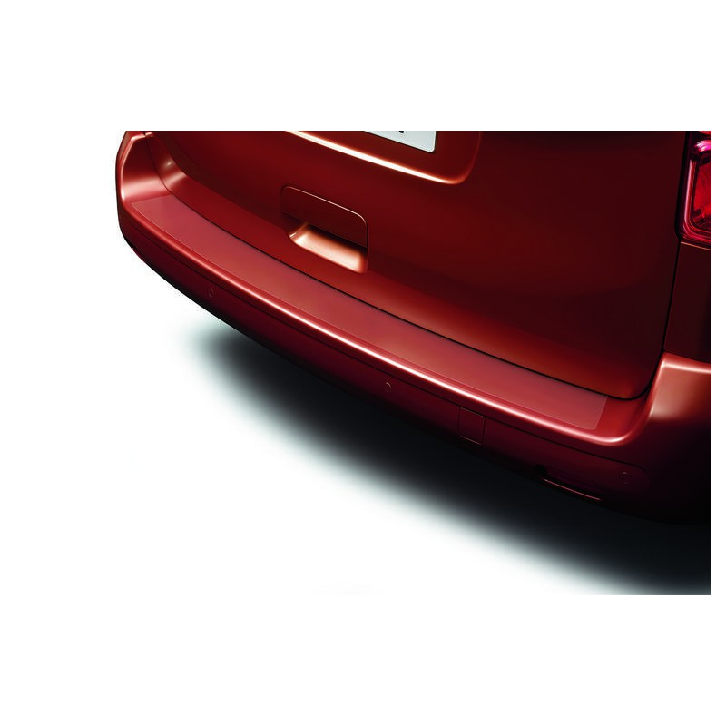 Boot sill protector transparent film Peugeot - Traveller, Expert (K0), Citroën - SpaceTourer, Jumpy (K0)