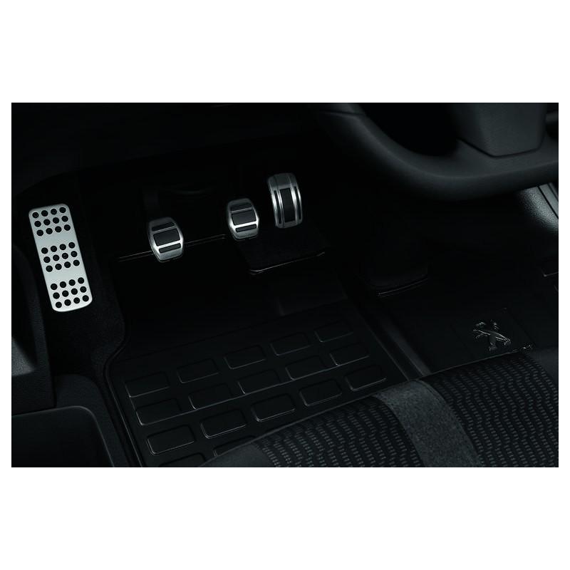 One-piece rubber mat front Peugeot Traveller