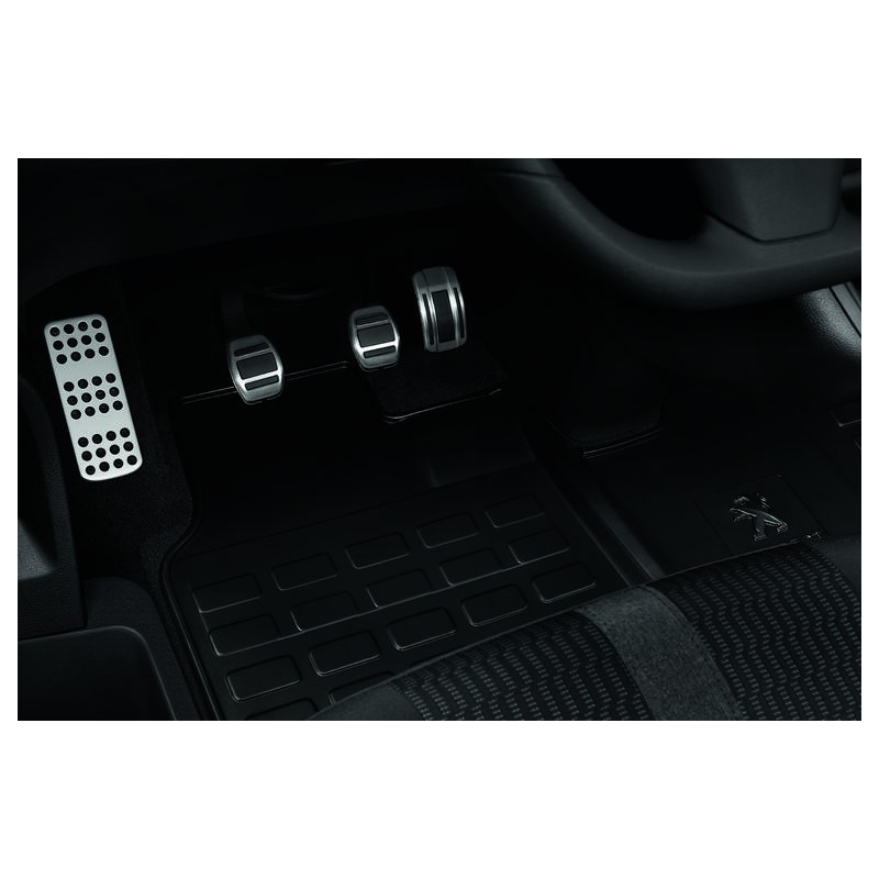 Predný gumový koberec jednodielny Peugeot Traveller