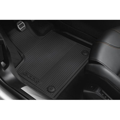 Set of rubber floor mats Peugeot 3008 SUV (P84)