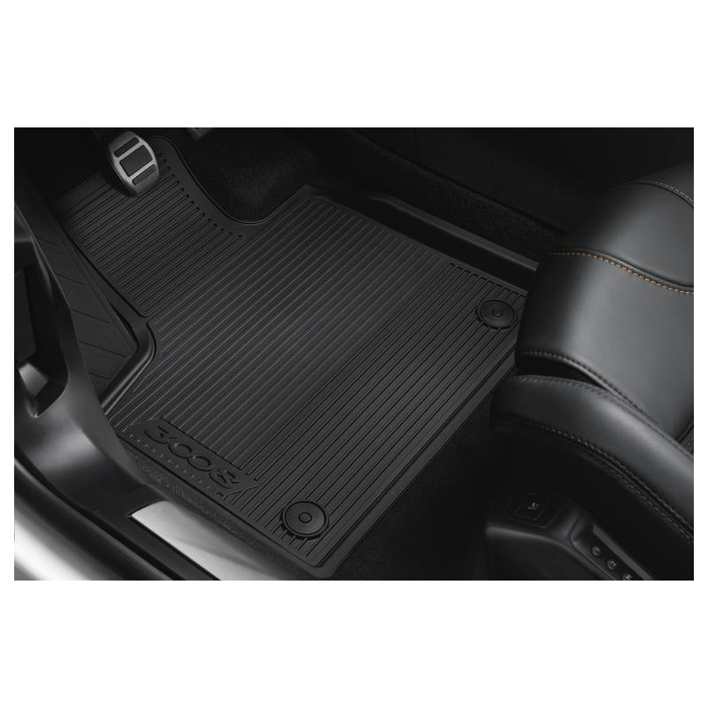 Set of rubber floor mats Peugeot - New 3008 (P84)