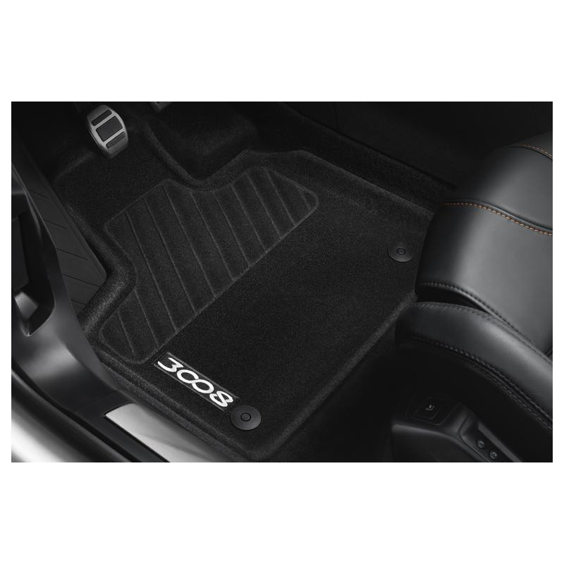 Serie di tappetini sagomati Peugeot - Nuova 3008