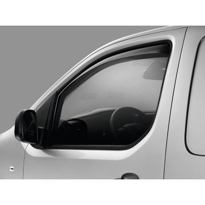 Juego de 2 deflectores de aire Peugeot - Traveller, Expert (K0), Citroën - SpaceTourer, Jumpy (K0)