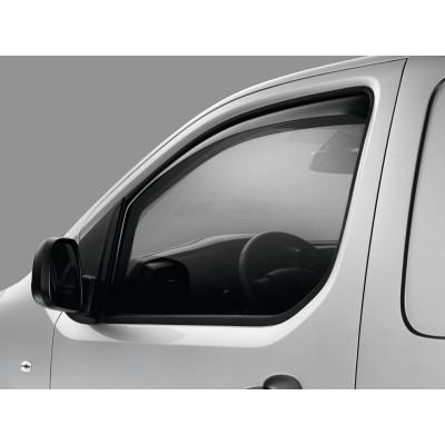 Serie di 2 deflettori dell'aria Peugeot - Traveller, Expert (K0), Citroën - SpaceTourer, Jumpy (K0)