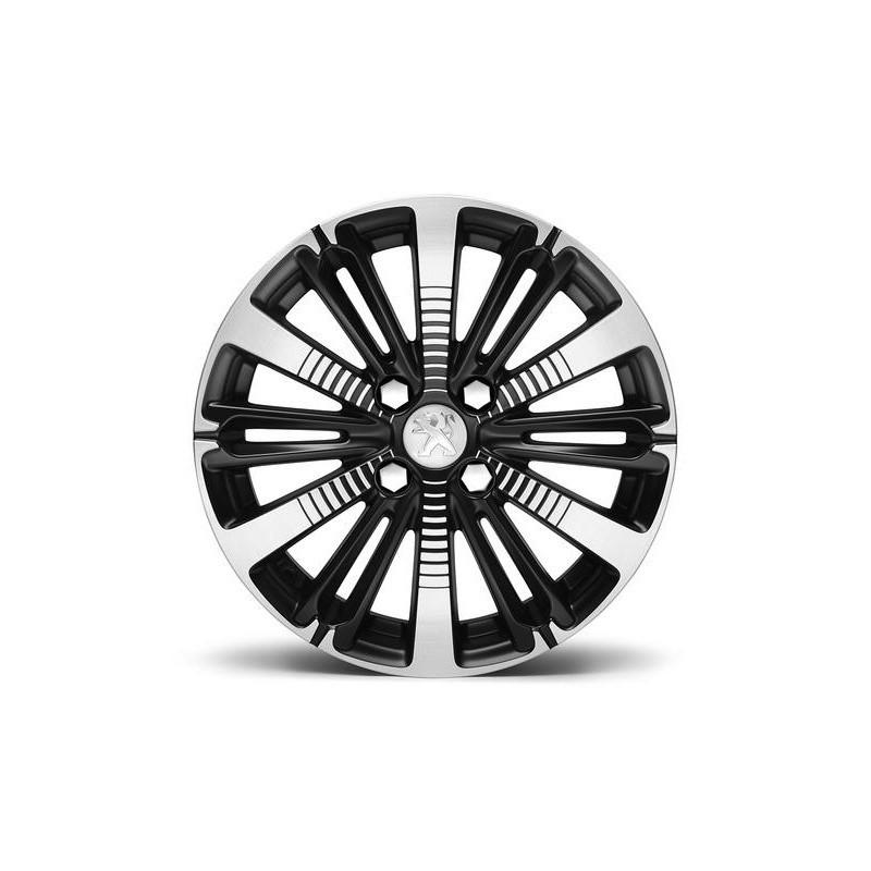 "Alloy wheels Peugeot TITANE 16"" - 208"