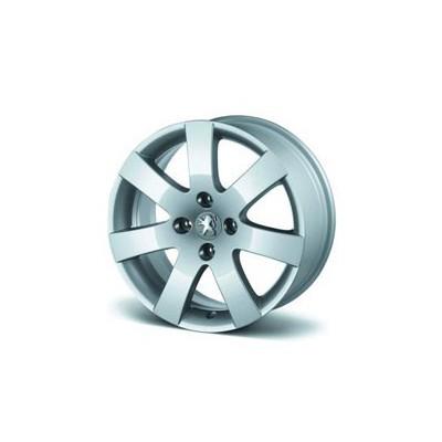 """Juego de 4 llantas de aleación Peugeot SANTIAGUITO 16"""" - 308"""