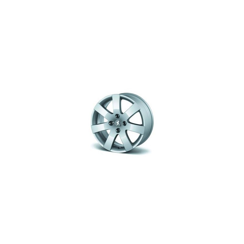 "Serie di 4 cerchi in lega Peugeot SANTIAGUITO 16"" - 308"