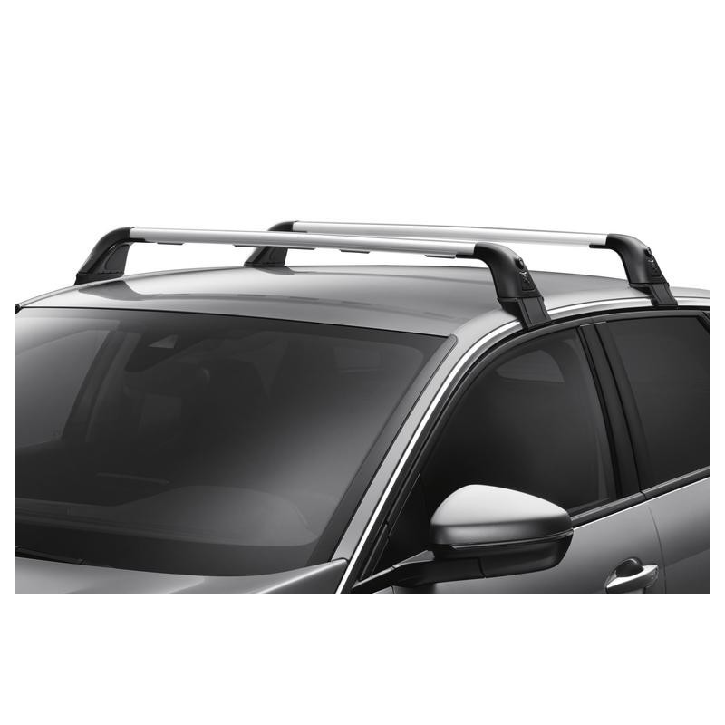 Set of 2 transverse roof bars Peugeot - New 3008 P84