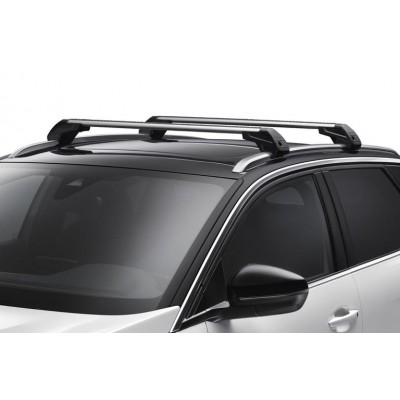 Set of 2 transverse roof bars Peugeot 3008 SUV