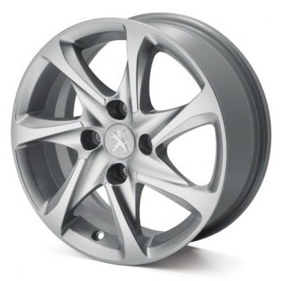 "Sada alu disky AZOTE 15"" Peugeot - 208, 301"