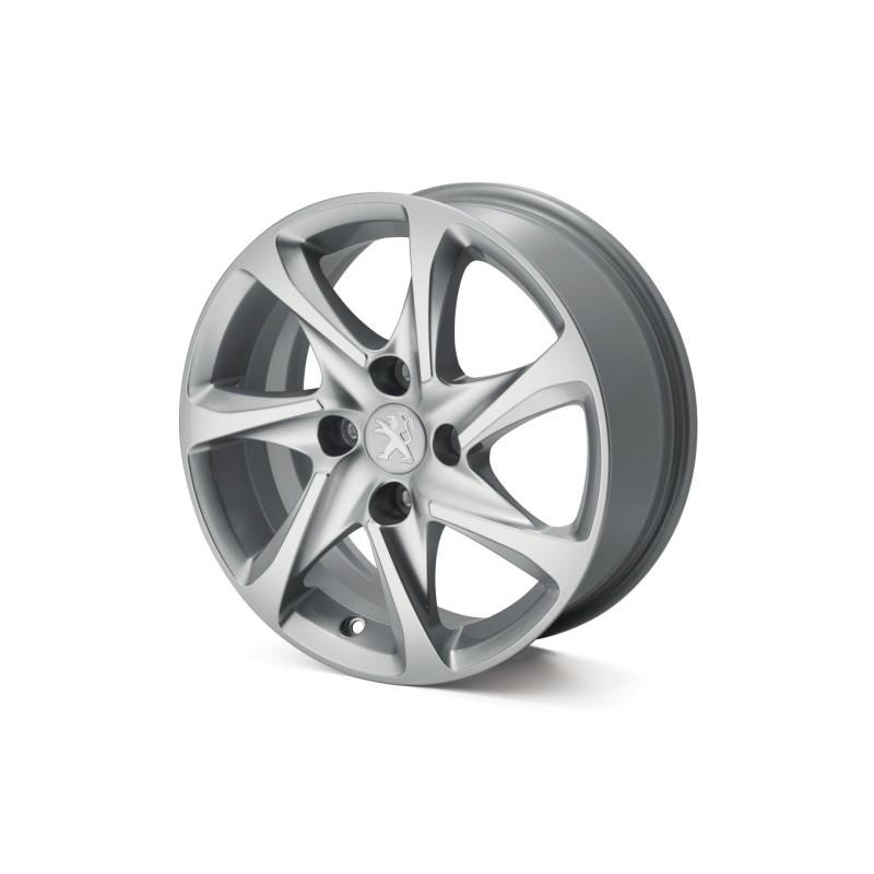 "Alu disky AZOTE 15"" Peugeot - 208, 301"