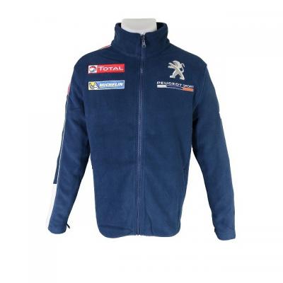 Mikina oficiální zimní Peugeot Sport