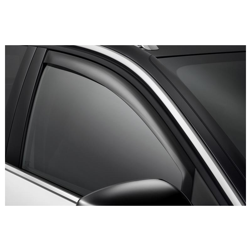 Set of 2 air deflectors Peugeot 3008 SUV (P84), 5008 SUV (P87)