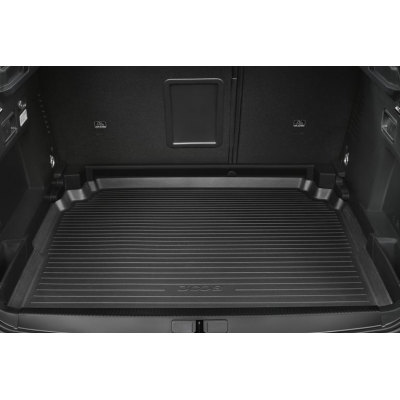 Luggage compartment tray Peugeot 3008 SUV (P84), plastic