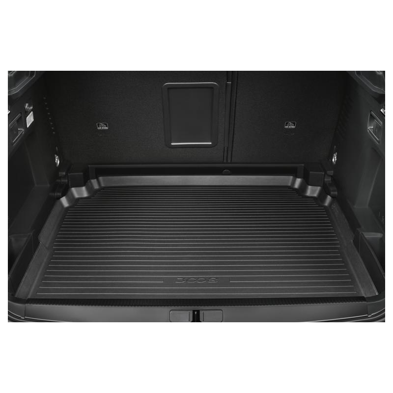 Luggage compartment tray Peugeot - New 3008 (P84), soft heat-formed