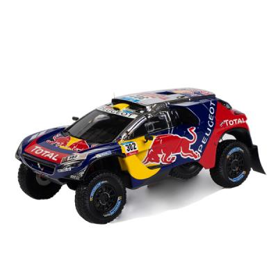 Model Peugeot 2008 DKR 2016 1:43