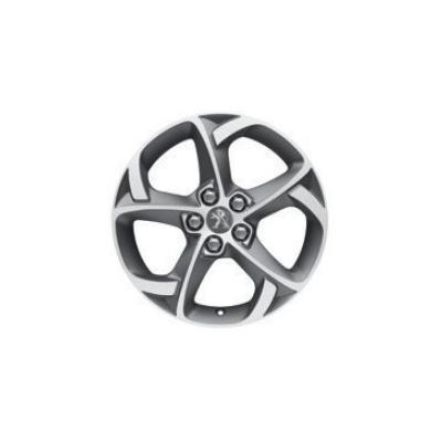 "Alloy wheel Peugeot STYLE 11 17"" - 508"