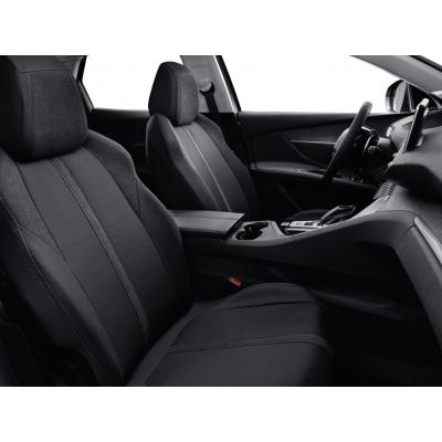 Serie di foderine coprisedili BALI CHAÎNE ET TRAME Peugeot 3008 SUV (P84)