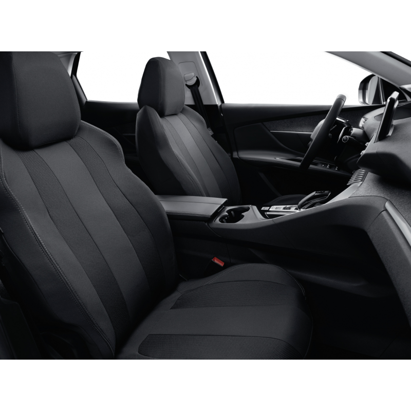 Set of covers SUMATRA CHAÎNE ET TRAME Peugeot - New 3008 (P84)