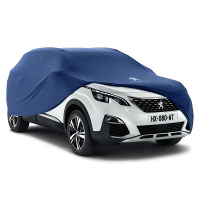 Schutzbezug zur fahrzeugpräsentation Peugeot (GRÖSSE 3)
