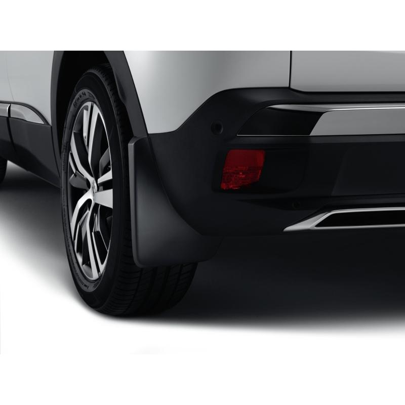 Set of rear mudflaps Peugeot - New 3008 (P84)