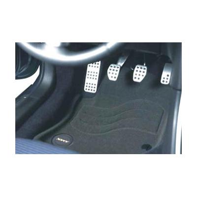 """Juego de alfombrillas moldeadas """"EN FORME"""" Peugeot 307 CC"""