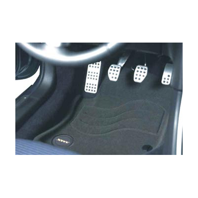 "Set of formed mats ""EN FORME"" Peugeot 307 CC"