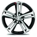 """Leichtmetallfelge Peugeot LIGNE S 15"""" - 108"""