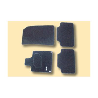 Serie di tappetini in moquette agugliata Peugeot 407, 407 SW