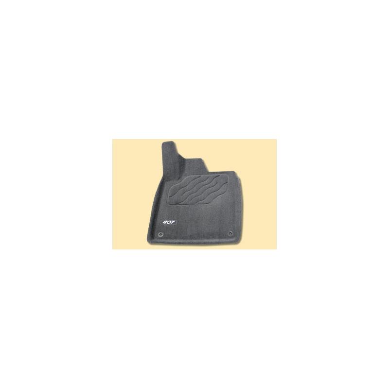 """Set of formed mats UFT """"3D"""" Peugeot - 407, 407 SW"""