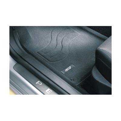 Tvarované koberce Peugeot 407 Coupé