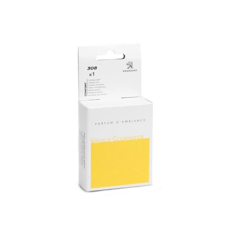Integral fragrance dispenser refill Peugeot - VANILLE GOURMANDE