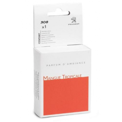 Ricarica per deodorante per abitacolo Peugeot -  Mangum Tropical