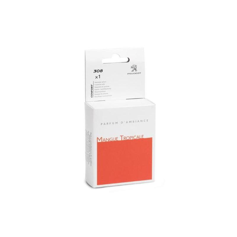 Integral fragrance dispenser refill Peugeot -  Mangum Tropical