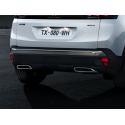 Chromované koncovky výfuku Peugeot - Nová 3008 (P84), Nová 5008 (P87)