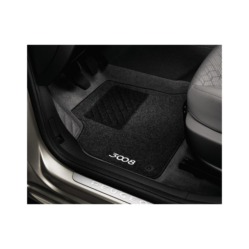Serie di tappetini sagomati Peugeot 3008