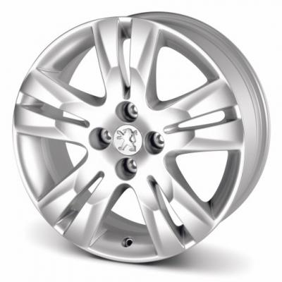 """Leichtmetallfelge Peugeot QUARK 17"""" - 5008"""