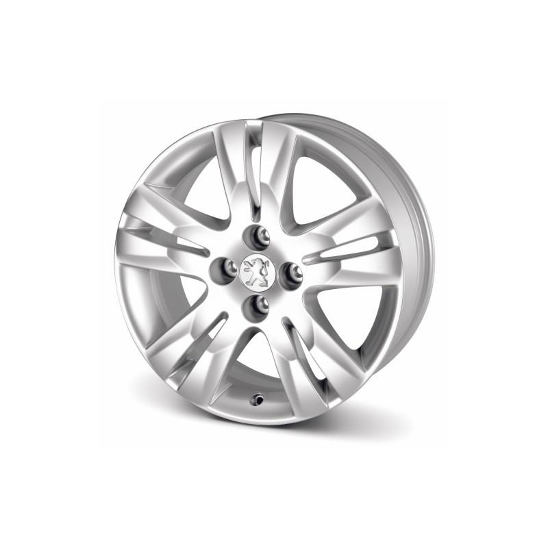 """Alloy wheel Peugeot QUARK 17"""" - 5008"""