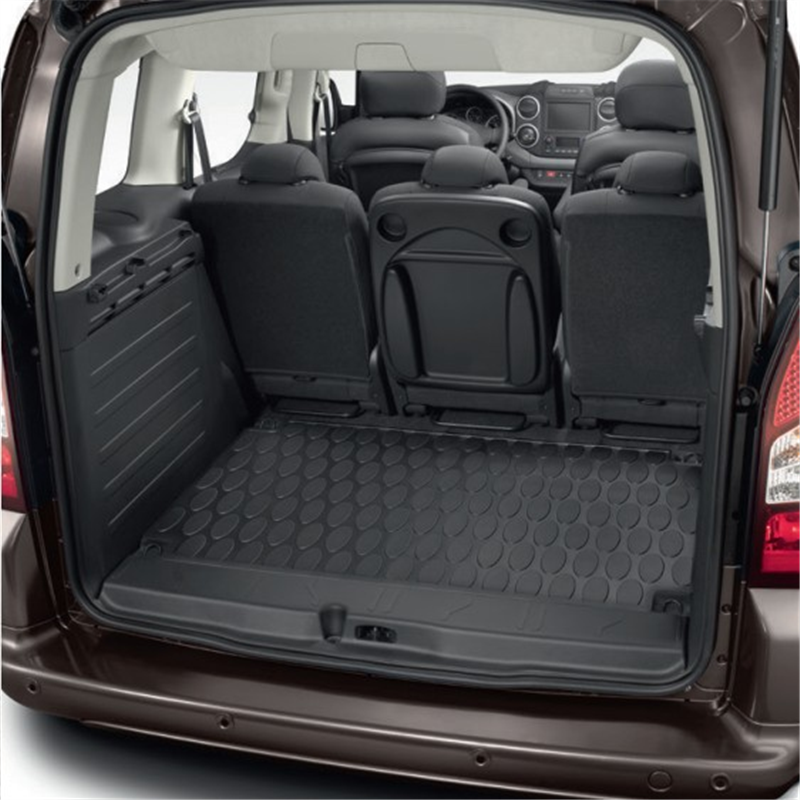 luggage compartment mat rubber citro n berlingo multispace b9 eshop. Black Bedroom Furniture Sets. Home Design Ideas