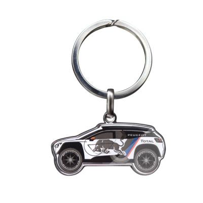 Keyring Peugeot Sport 3008 DKR